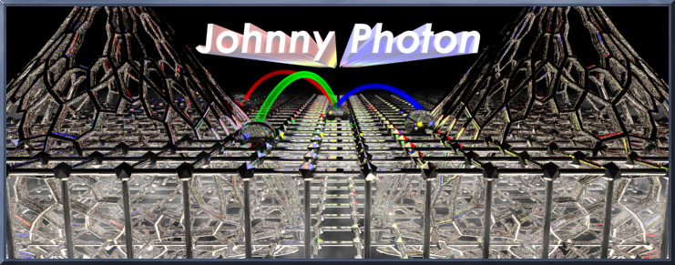 Johnny Photon Logo
